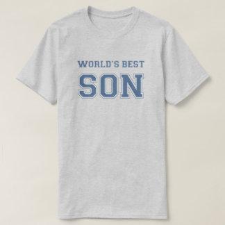 La mejor camiseta del hijo del mundo