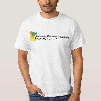 La mejor camiseta del valor de MNA