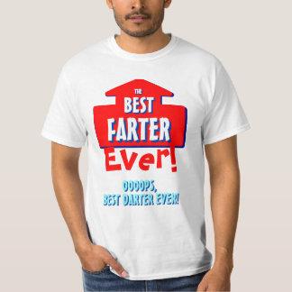 La mejor camiseta siempre divertida del Darter de