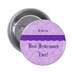 La mejor cinta siempre púrpura del cordón de la