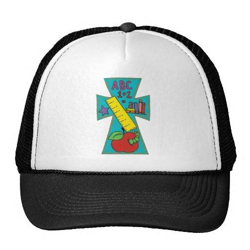 La mejor cruz del profesor gorra