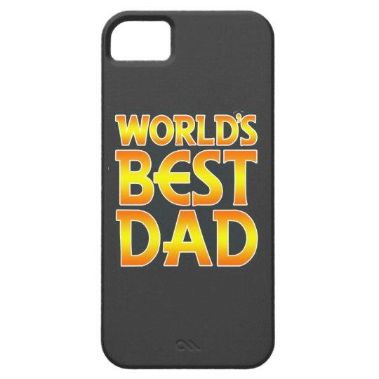 La mejor cubierta del iPhone 5 del papá del mundo Funda Para iPhone SE/5/5s