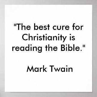 La mejor curación para el cristianismo poster