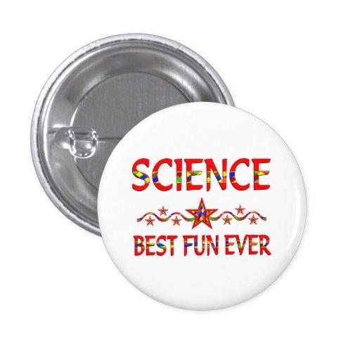 La mejor diversión de la ciencia pin