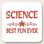 La mejor diversión de la ciencia posavaso