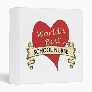 """La mejor enfermera de la escuela del mundo carpeta 1"""""""