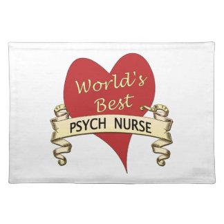 La mejor enfermera de Psych del mundo Mantel