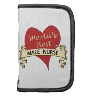 La mejor enfermera de sexo masculino del mundo planificadores
