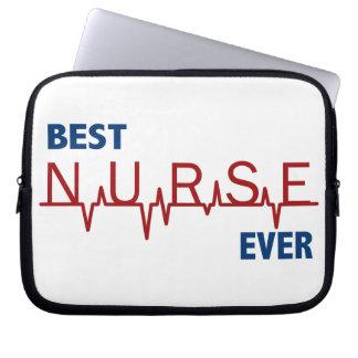 La mejor enfermera nunca funda ordendadores