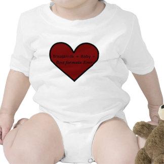 La mejor fórmula nunca trajes de bebé