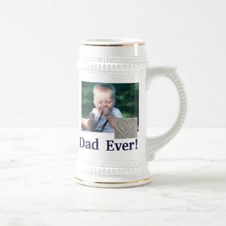 La mejor foto Stein del papá Taza