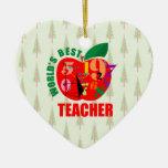 La mejor geometría de la matemáticas de Apple del  Ornamento De Reyes Magos