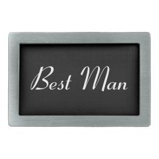 La mejor hebilla del cinturón del hombre hebilla cinturon rectangular