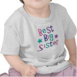 La mejor hermana grande camiseta