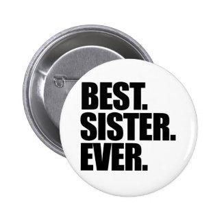 La mejor hermana nunca pin