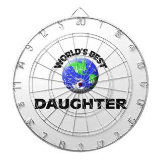 La mejor hija del mundo tabla dardos