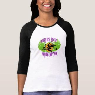 La mejor madre de la escoba del mundo camisetas