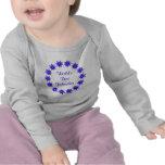 La mejor madrina del mundo (DK. azul) Camisetas