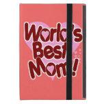 La mejor mamá de los mundos iPad mini carcasa
