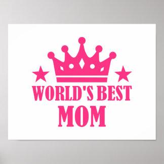 La mejor mamá del mundo póster