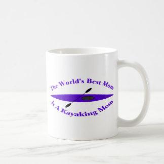 La mejor mamá del mundo (púrpura) taza