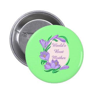 La mejor mamá del mundo, regalos del personalizabl pin