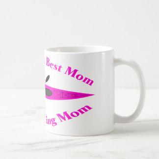 La mejor mamá del mundo (rosa) taza