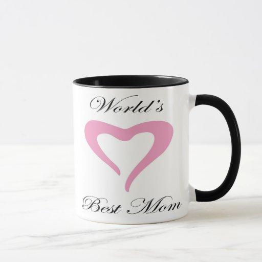 La mejor mamá del mundo taza