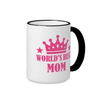 La mejor mamá del mundo tazas