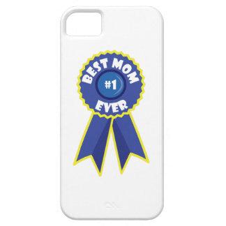 La mejor mamá iPhone 5 Case-Mate protectores