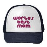 La mejor mamá gorras de camionero