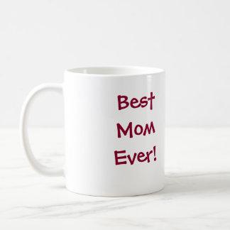 La mejor mamá/la taza peor de la mamá