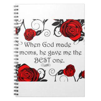 La mejor mamá libreta