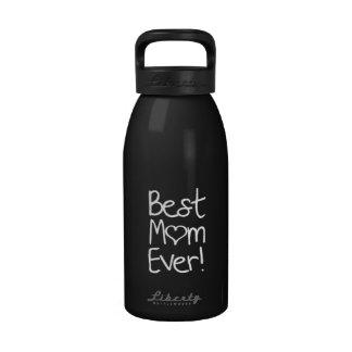 ¡La mejor mamá nunca Botallas De Agua
