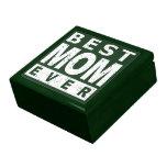 La mejor mamá nunca caja de regalo