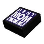 La mejor mamá nunca cajas de joyas