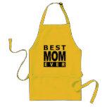 La mejor mamá nunca delantal
