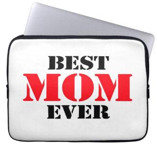 La mejor mamá nunca mangas portátiles