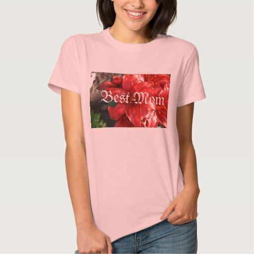 la mejor mamá t-shirts