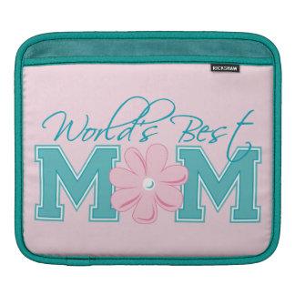 La mejor mamá Turq Funda Para iPads