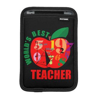 La mejor matemáticas del tema de Apple del profeso Funda De iPad Mini