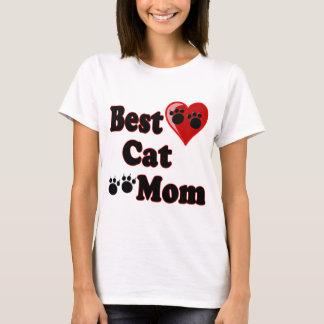 La mejor mercancía de la mamá del gato para la playera