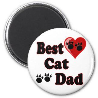 La mejor mercancía del papá del gato para el padre iman