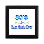 la mejor música 80s cajas de recuerdo