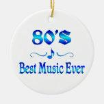 la mejor música 80s ornamentos para reyes magos