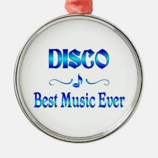 La mejor música del disco ornatos