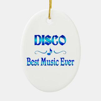 La mejor música del disco ornaments para arbol de navidad