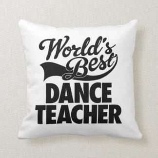 La mejor novedad del profesor de la danza del almohadas
