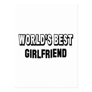 La mejor novia del mundo postales