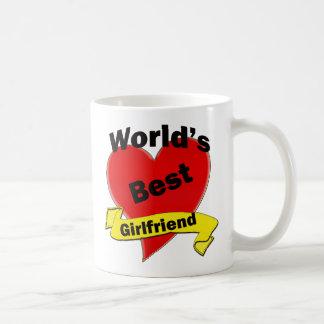 La mejor novia del mundo taza de café